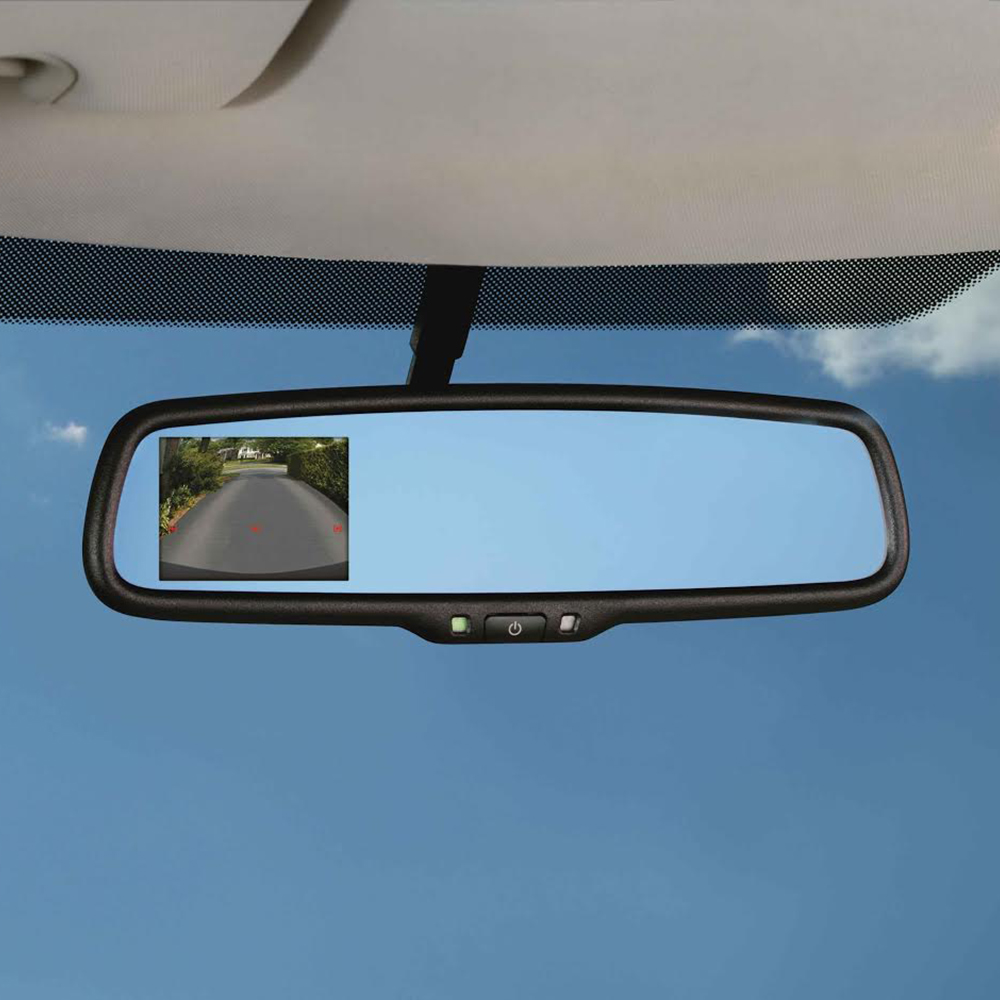 rear view mirror backup camera system ol unif moby electronics integrated rear backup cameras. Black Bedroom Furniture Sets. Home Design Ideas
